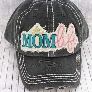 Mom Life hat (Last one!)